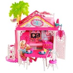 Foto Boneca Barbie Family Casinha Da Chelsea Mattel...