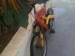 Foto Bicicleta aro 20 usada
