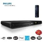 Foto Aparelho De Dvd Philips Com Usb Dvp3350k...