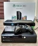 Foto Xbox 360 com kinect