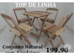 Foto Mesa e Cadeiras para Restaurantes