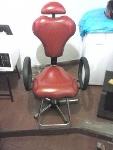 Foto Cadeira De Cabeleireiro