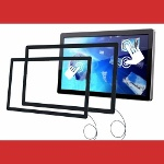 Foto Tela Touch Screen Monitor 55 In 10 Point...