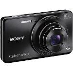 Foto Câmera Digital Sony Cyber Shot Dsc Wmp + Cartão
