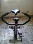 Foto Bicicleta ergometrica
