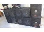 Foto Caixas de som para DJ