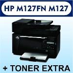 Foto Impressora Laser Multifuncional Hp M127fn M127...