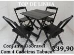 Foto Mesas e cadeiras bares, lanchontes e restaurantes
