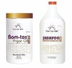 Foto Botox Argan Oil S/formol+ Shampoo Antiresiduos...