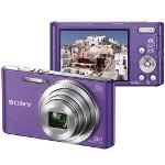Foto Câmera Digital Sony Cyber-shot Dsc-w830,...