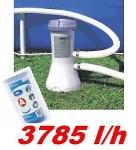 Foto Bomba Filtrante Piscina Intex 3785 L/h 110v...