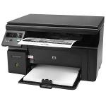 Foto Impressora Laser Multifuncional HP M1132 |...