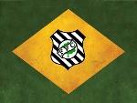 Foto Bandeira Do Figueirense - Florianópolis - Santa...