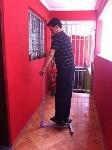 Foto Aparelho De Ginástica - Twister Fitness Circular