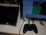 Foto Onsole XBOX GB + Controle Sem Fio + 2 jogos -...