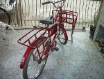 Foto Bicicleta De Carga Samy