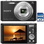 Foto Câmera Digital Sony Cyber-shot Dsc-w730 16.1mp...