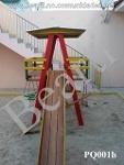 Foto Playground de madeira / PQ001B / parquinho...