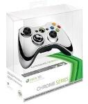 Foto Controle Xbox 360 Sem Fio Wireless Chrome...