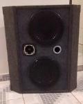 Foto Caixa de Som Profissional 500 Watts
