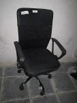 Foto Cadeira de escritório giratória ys-8807-d preto...