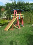 Foto Parquinho - Playground infantil (PQ001)