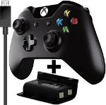 Foto Controle Xbox One Sem Fio Original+ Bateria...