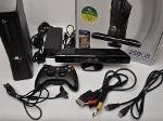 Foto Xbox 360 Super Slim Travado + Kinect + 1 Jogos+...