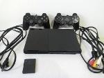 Foto Playstation 2 Ps2 Destravado + 2 Controles 5 Jogos
