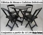 Foto Mesa E Cadeiras Para Bares E Restaurantes A...